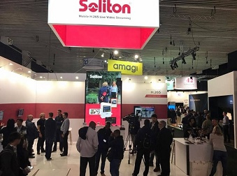 Soliton at IBC2017