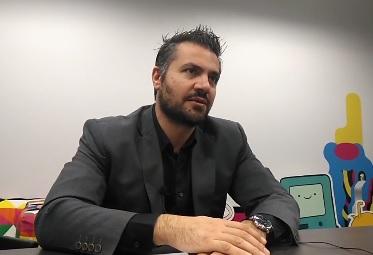 Tarek Mounir, GM of Turner in Middle East, North Africa, Turkey, Greece and Cyprus.