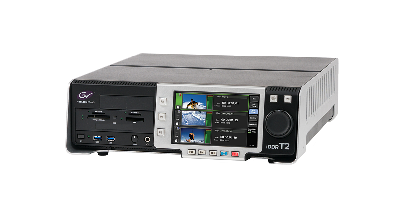 Digital, Digital recorder, Grass Valley, Playout, News, Content production