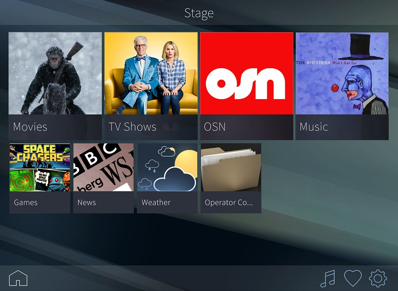 osn streaming app