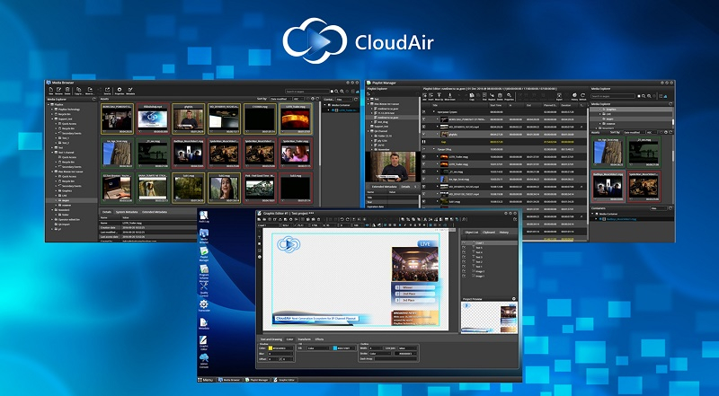 PlayBox CloudAir playout solution