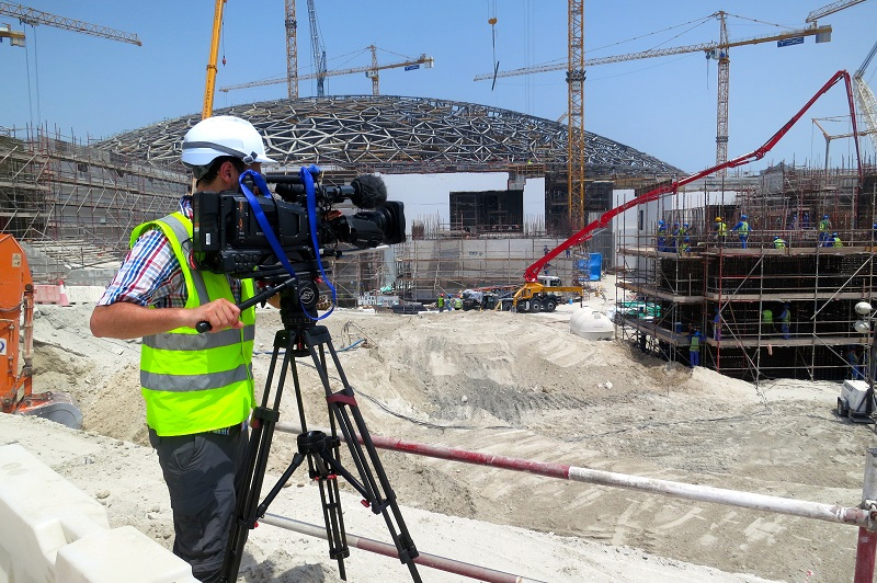 Nat Geo Megastructures Documentary to feature Abu Dhabi Louvre