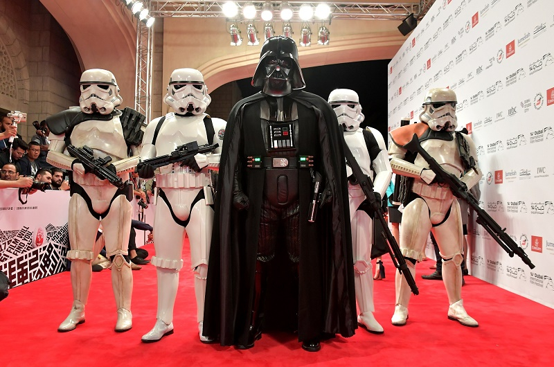 Stars Wars Takes Over DIFF on Closing Night