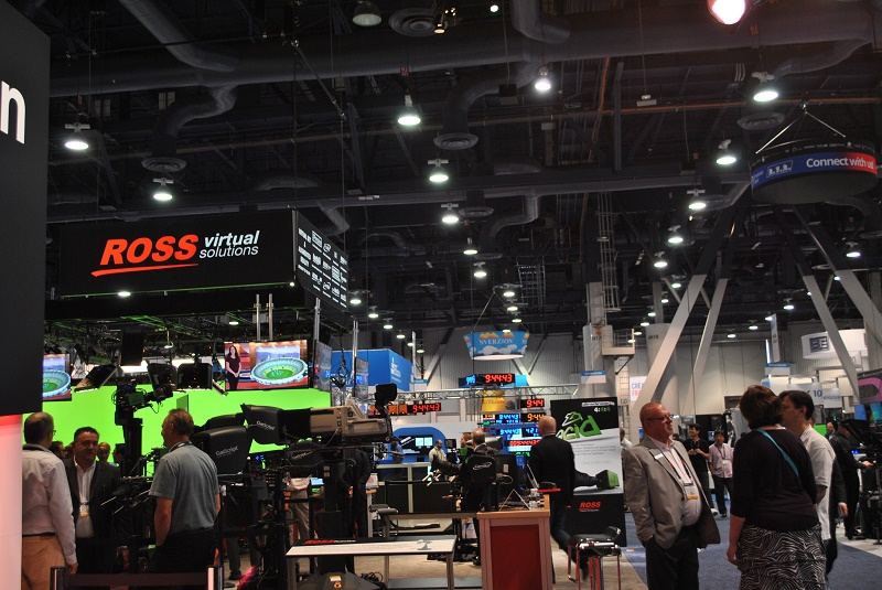 Ross video, Software defined production, News, Content production