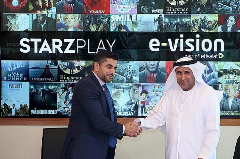 E-vision, Etisalat gets personal with eLife, OTT, Starz Play, Svod, Analysis, Broadcast Business, Delivery & Transmission, News