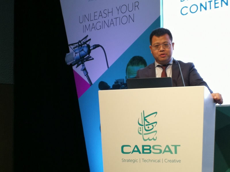 CABSAT, Cloud, Huawei, Ip in broadcast, News, Broadcast Business, Delivery & Transmission