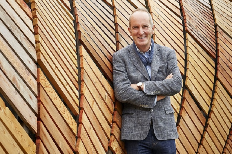 Kevin McCloud Grand Designs is one of the new shows on OSN Living HD