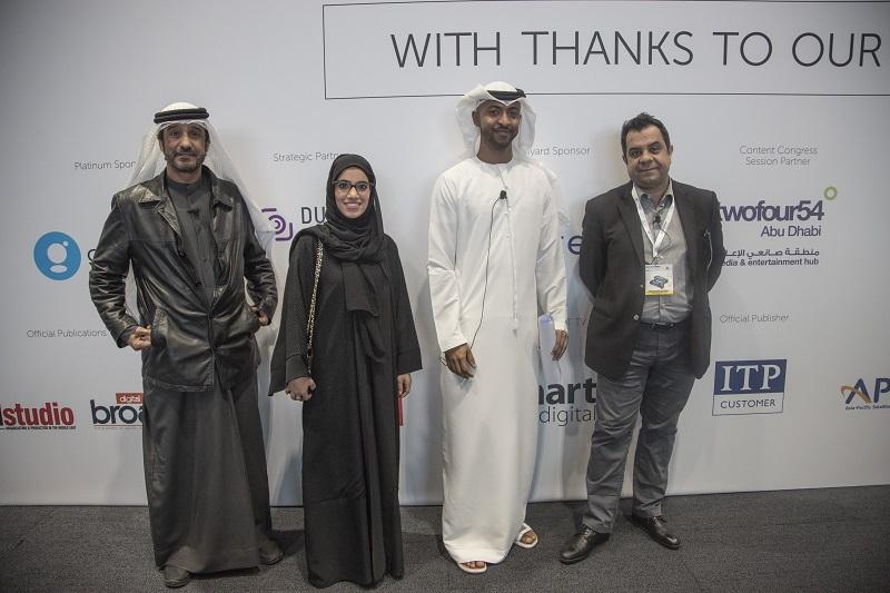 Abu Dhabi Film Commission, Emirati cinema, Film commission, Twofour54, News, Content production