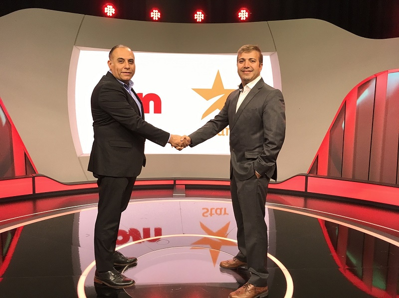 OSN and Star TV Middle East