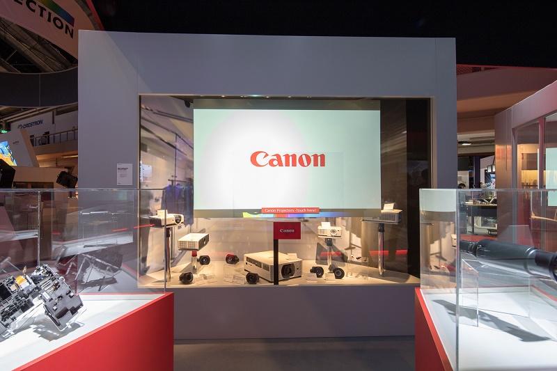 Canon and Shopper Screen integration