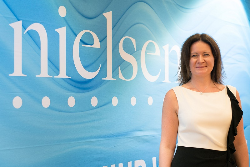 Sarah Messer, Director Media - Middle East, North Africa and Pakistan, Nielsen