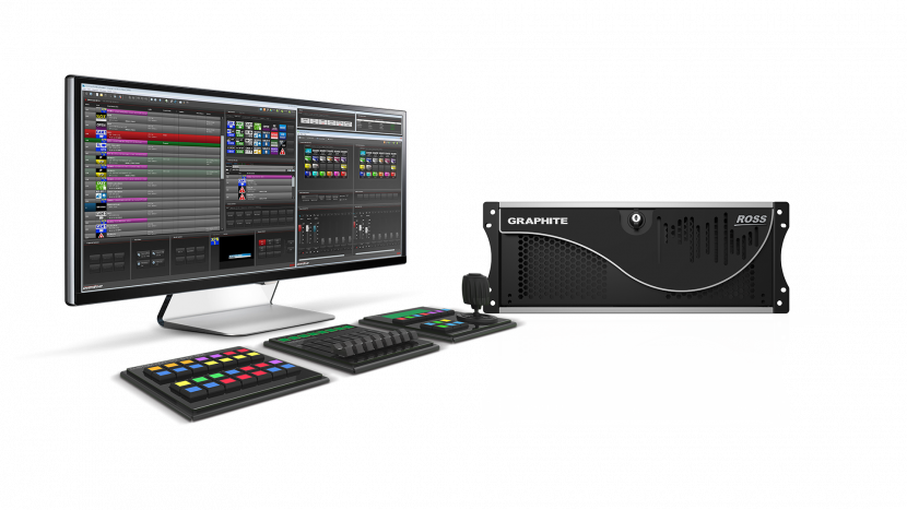 Ross Video Launches New Workflow Automation Production Solution