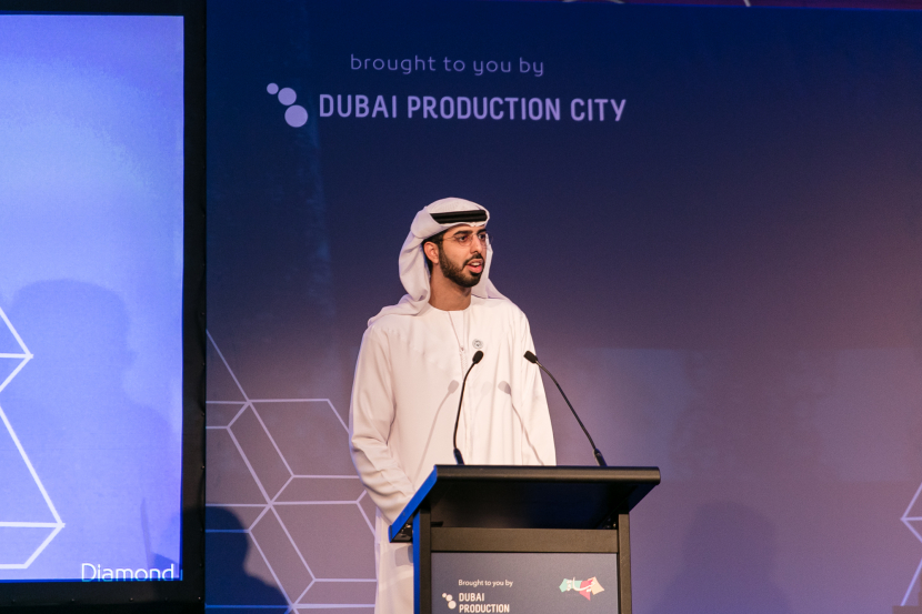 His Excellency Omar bin Sultan Al Olama, UAE Minister of State for Artificial Intelligence