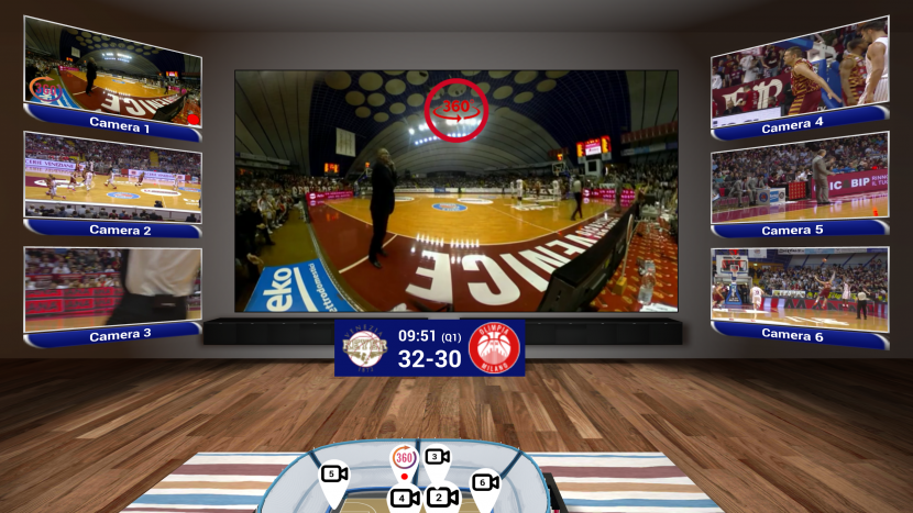 Virtual Arena Solution by Viaccess-Orca