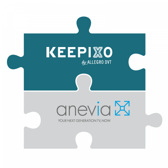 Anevia acquires Keepixo