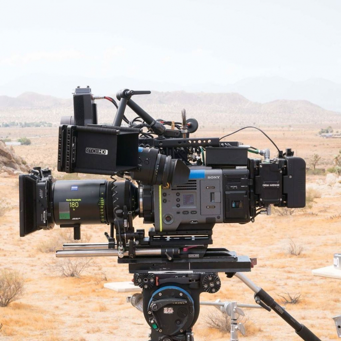 The Sony Venice is widely used by DOPs for feature films across the world.