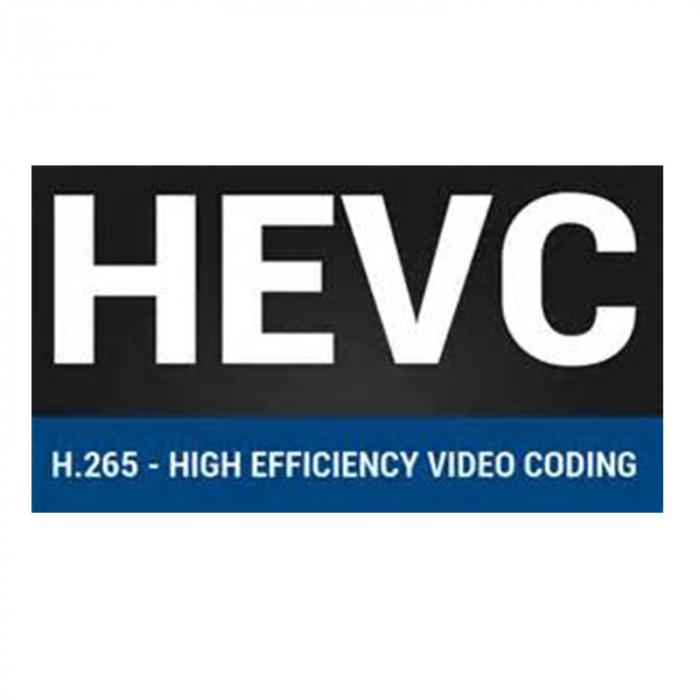 HEVC - High efficiency video encoding
