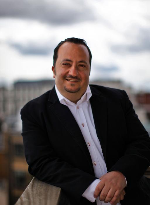 Rani Raad, President of CNNIC