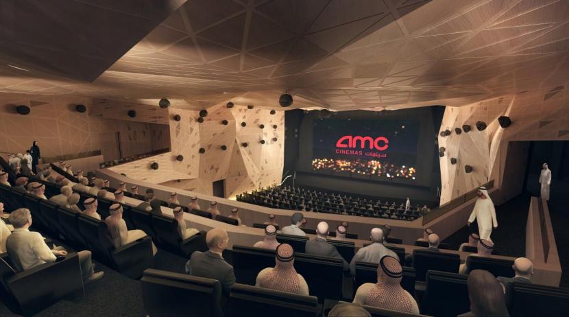 Arabian cinemas, AMC, Saudi Arabia cinema, Saudi Arabia, Vox cinemas