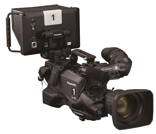 Panasonic AK-UC4000 Studio Camera