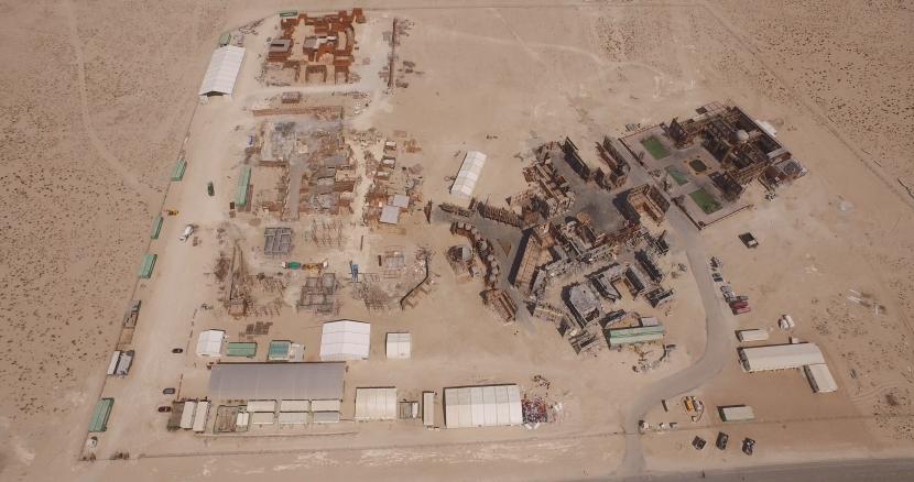 Twofour54, Abu Dhabi Film Commission, Abu Dhabi Media free zone, Abu Dhabi's twofour54, MBC backlot, Tiger Zinda Hai