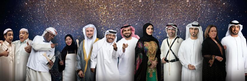 Sharjah Media Corporation, Sharjah, Ramadan TV, Ramadan viewership, Ramadan, Middle east tv production