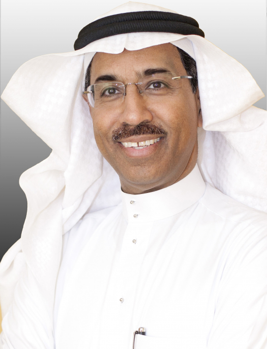 Khalid Balkheyour President and CEO Arabsat.