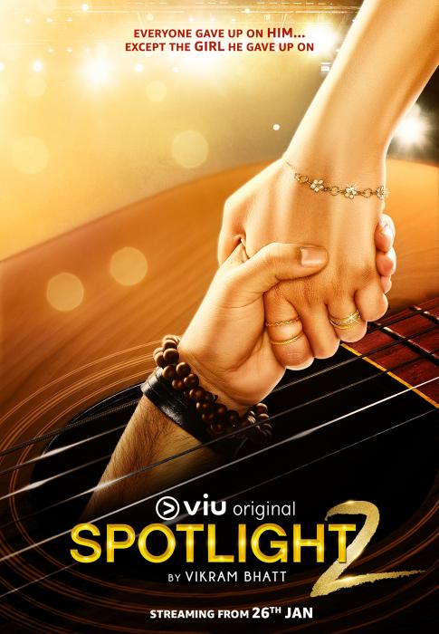 Spotlight 2 by Bollywood director Vikram Bhatt is one of the Viu Original productions