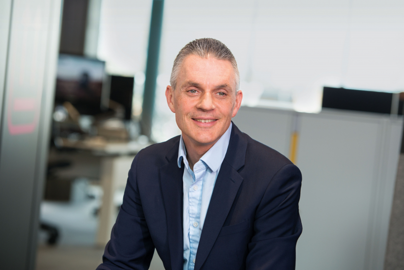 Tim Davie is CEO of the newly formed BBC Studios