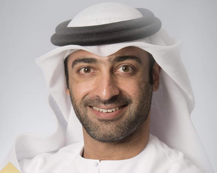 Khalid Al Awadhi, Manager Broadcasting and Space Services at the TRA's Spectrum Management Affairs Department