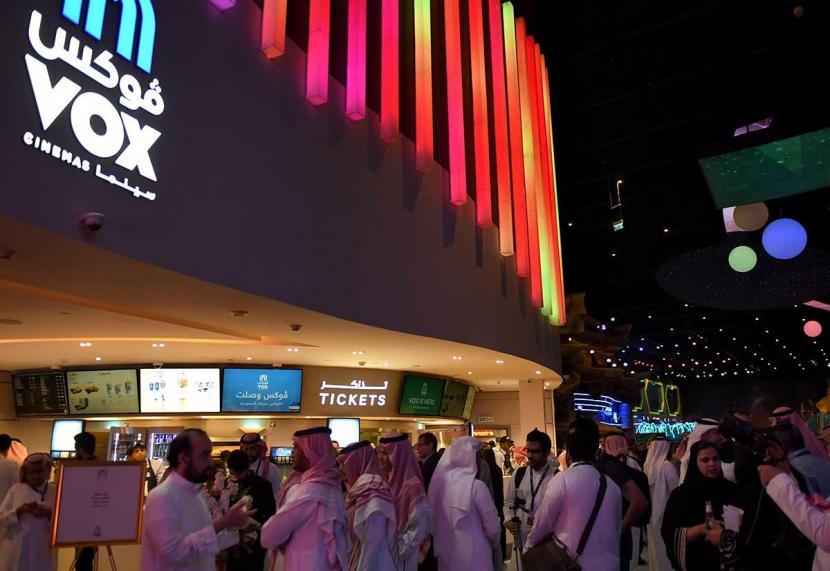 Saudi Arabia cinema, Kingdom of Saudi Arabia, VOX Cinema, Jeddah, Middle east cinema