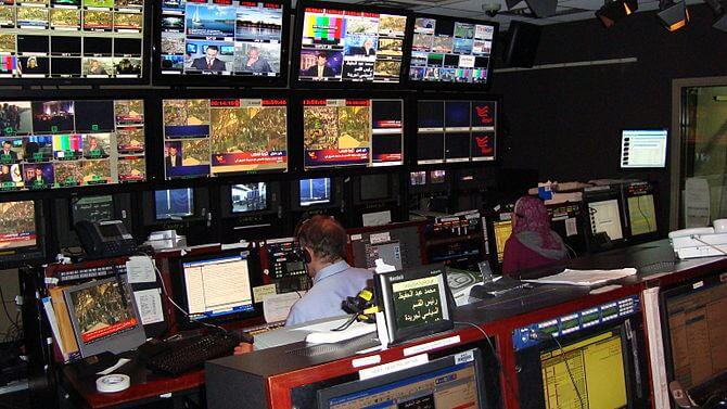 Alhurra TV began broadcasting in 2004 to 22 countries across MENA