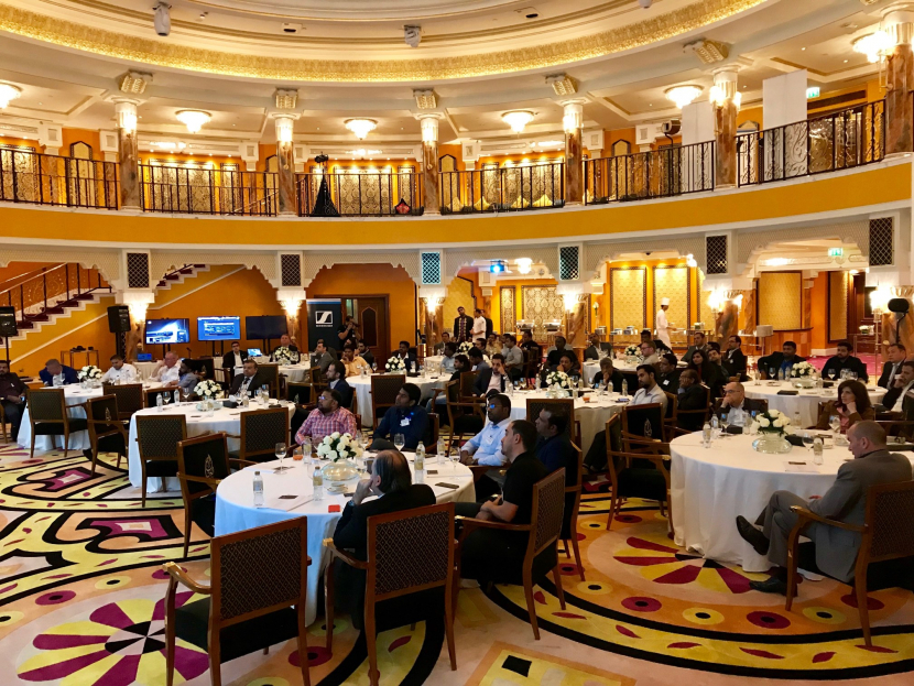 Hosted by Sennheiser's long-standing UAE distributor Venuetech, the event in Dubai was attended by over 60 industry professionals from systems integrators and consultants.