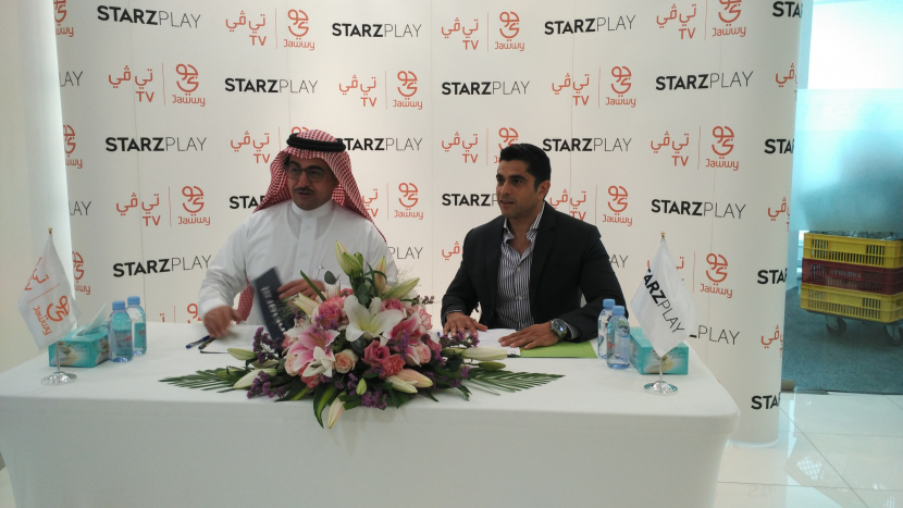 Starz Play, Intigral, Saudi Arabia, JawwyTV, OTT, Video on demand, Svod, Pay-TV, DTH