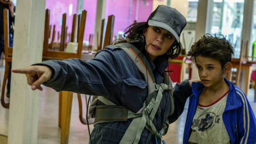 Nadine Labaki, Capernaum, Oscar, Academy Awards, Middle East filmmakers, Lebanese film, Middle east film production, Beirut, Cannes Film Festival, Arab cinema, Middle east cinema