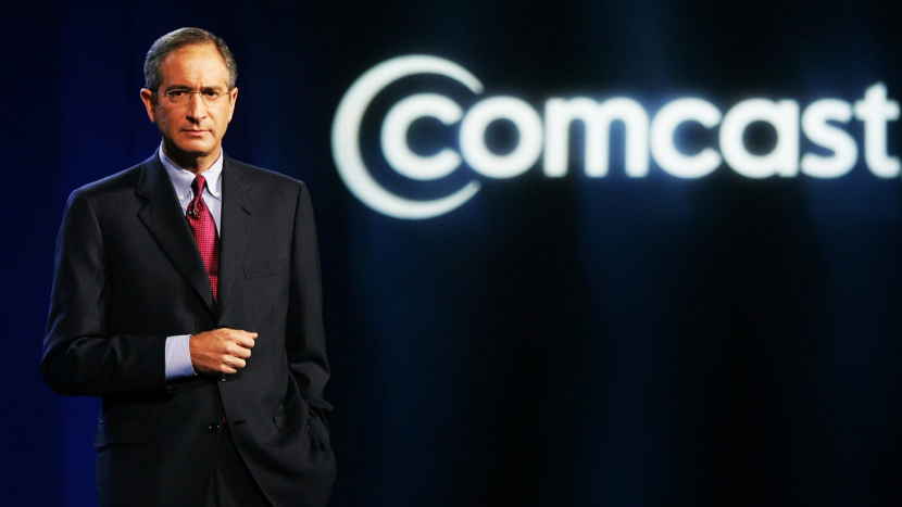 Brian Roberts, Chief Executive of Comcast