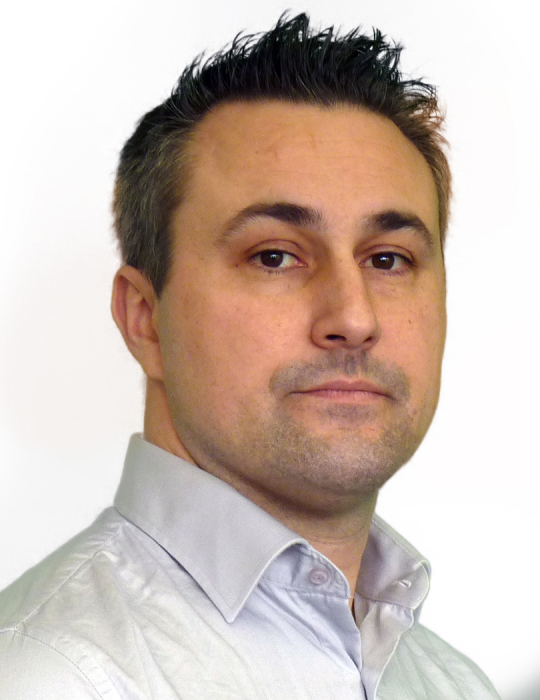 Jérôme Vieron, PhD - Director of Research & Innovation for ATEME