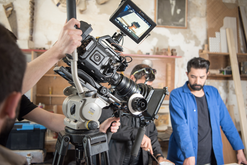 Director of photography (DP) Emre Yilmaz films Turkish soap opera 'Adini Sen Koy' on the URSA Mini Pro 4.6K