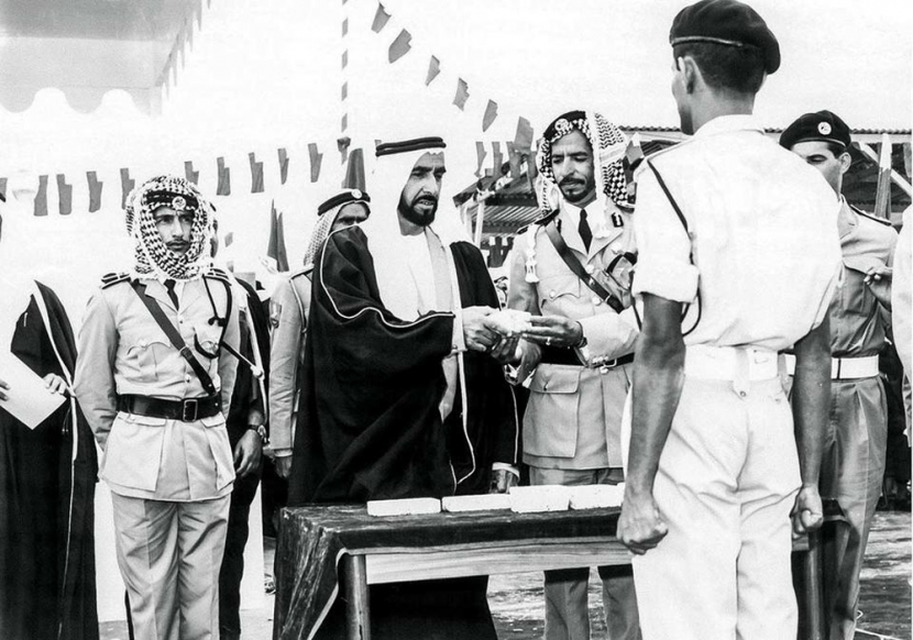 A Hollywood film company plans is currently working to develop a biopic based on the life of the late Sheikh Zayed bin Sultan Al Nahyan.