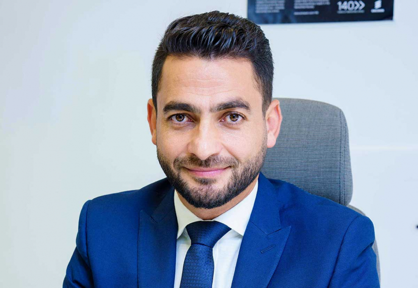 Houssam Al Khaled, Head of Operations and Sales for Middle East., Red Bee Media