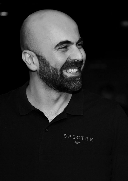 Alaa Karkouti, CEO and Co-founder of MAD Solutions and Co-founder of the Arab Cinema Center (ACC).