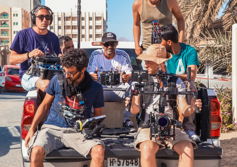 'Fan of Amoory' benefited from Abu Dhabi Film Commission's 30 per cent cash-back rebate on production spend.
