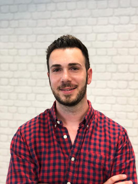 Fabio Gallo, Simplestream sales director for EMEA region