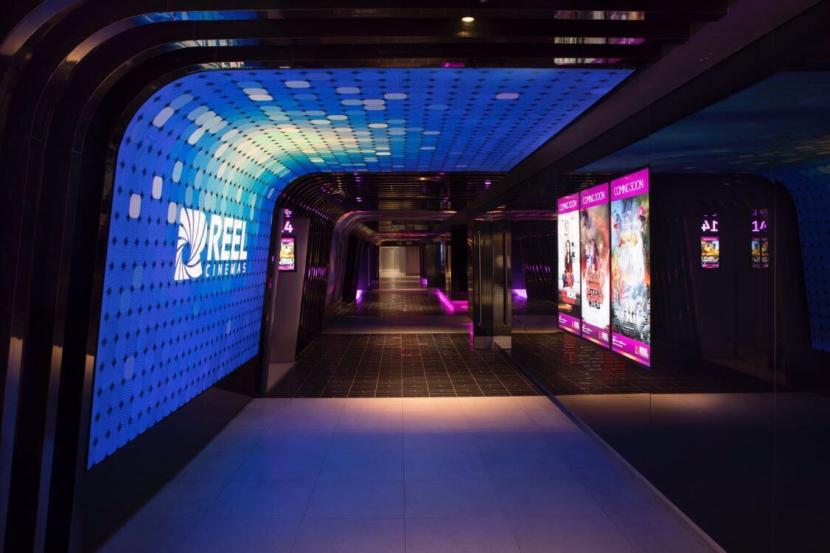 Arab cinema, 3D cinema, 3d projections, Laser projection, Dolby Atmos, Reel Cinemas, Dubai, 4D Cinema, UAE cinemas