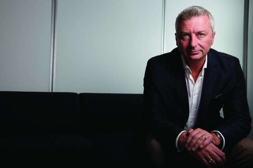 Michael Crimp is CEO of IBC.