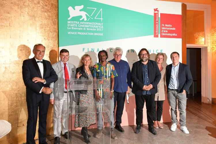 From 1 to 3 September 2018 the sixth edition of the workshop dedicated to the cinema industry of African countries and the Middle East takes place in Venice