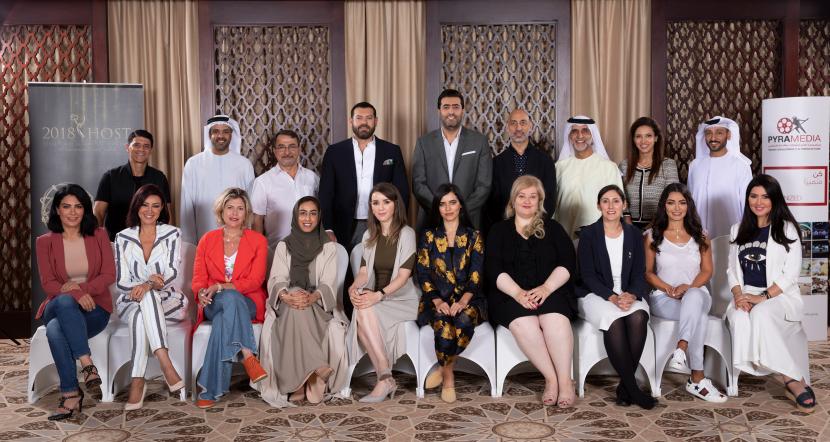 International Emmy Awards, Emmy Awards, Pyramedia, Abu Dhabi, Tv production, Middle East filmmakers, Award ceremony, Judging panel