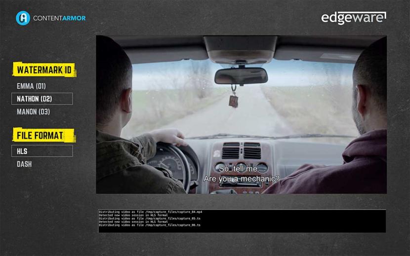 Edgeware's Ad Enabler