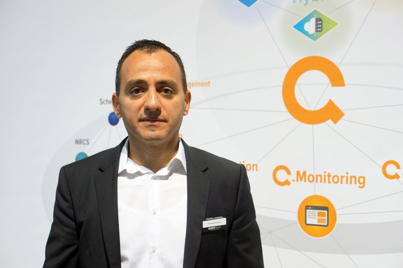 Ahmad Al Kayal, Sales Manager at Qvest Media in Dubai