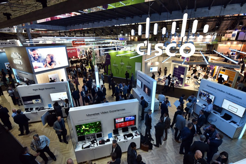 Last year IBC hosted more than 55,000 delegates.
